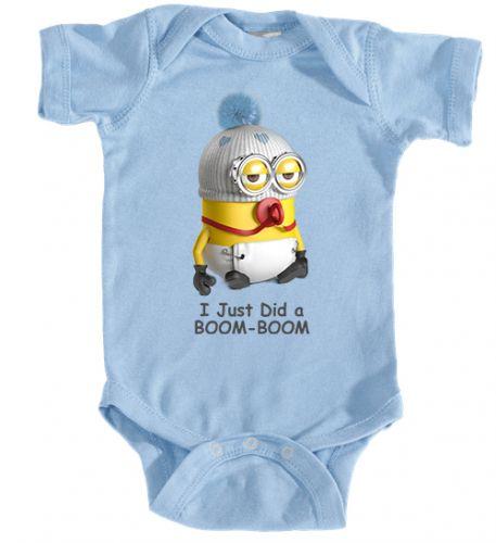 Minions - Boom Boom