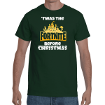 Twas the Fortnite Before Christmas