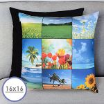 16x16 Custom Throw Pillow