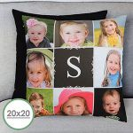 20x20 Custom Throw Pillow