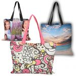 Custom All Over Print Tote Bag - 11x14