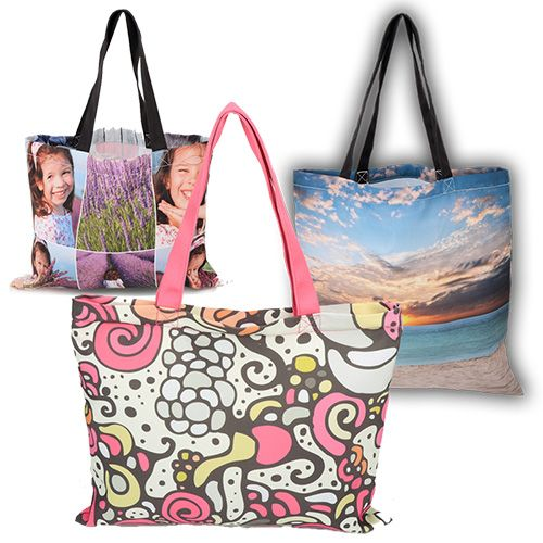 16x16 - Custom All Over Print Tote Bag